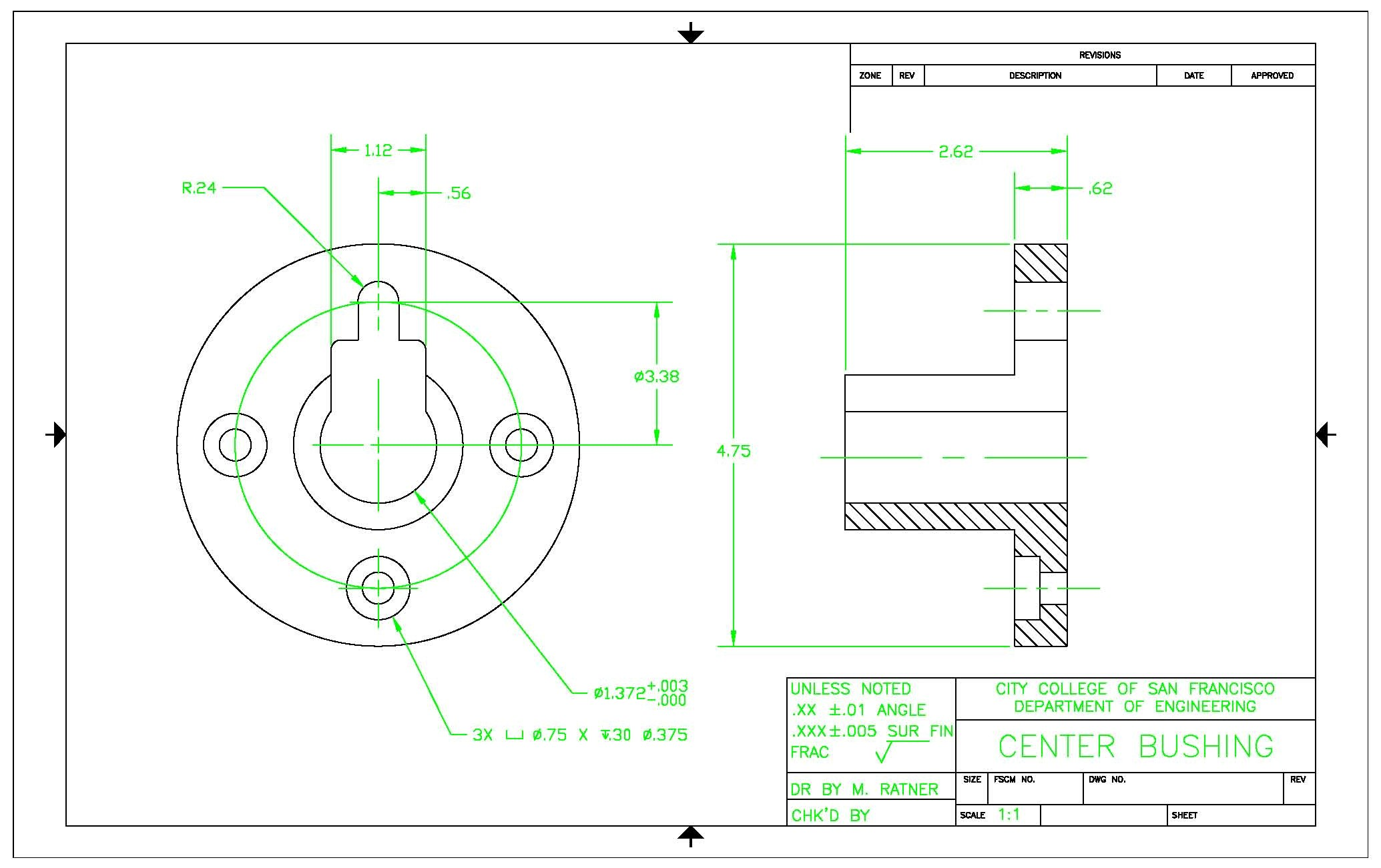 will do AutoCAD assignments for you for $5