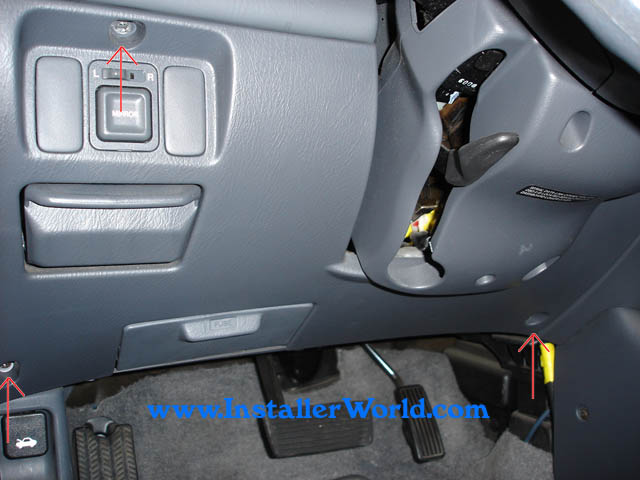 Image Result For Honda S Dashboard Removal